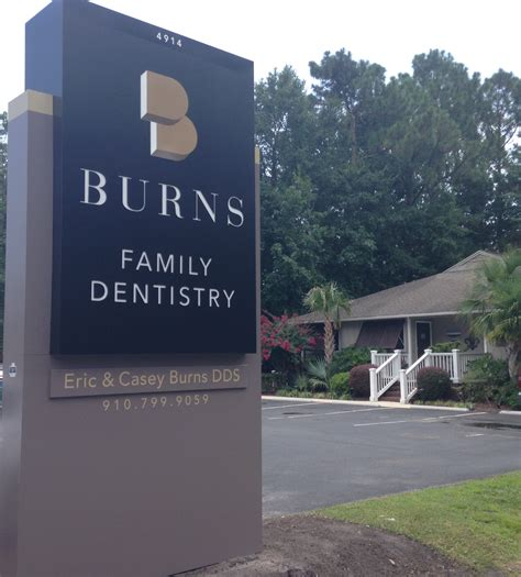 love   sign burns family dentistry