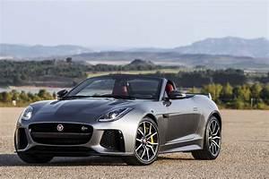 Jaguar F Type Cabriolet : 2017 jaguar f type svr first drive ~ Medecine-chirurgie-esthetiques.com Avis de Voitures