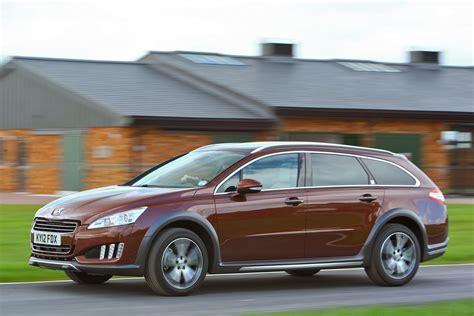 Peugeot 508 Rxh peugeot 508 rxh review 2012 2017 parkers