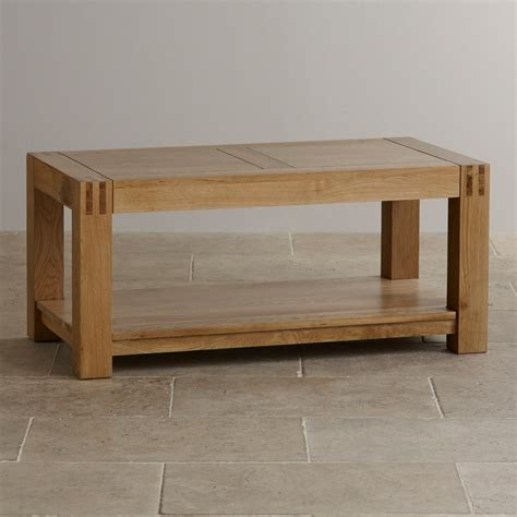 solid oak coffee table alto natural solid oak coffee table living room furniture