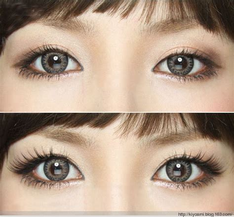 geo tri color grey geo tri color world gray circle lens from eyecandy s