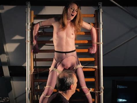 Hardcore Bdsm And Bondage Fetish Sex For Teen In