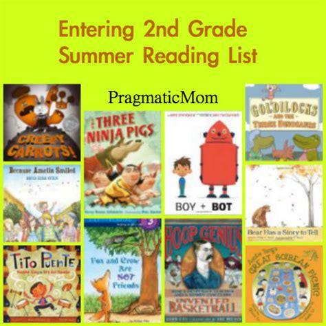 Rising First Grade Summer Reading List Pragmaticmom