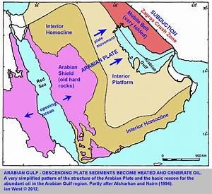 Qatar Geology  Sabkhas  Evaporites And Desert Environments