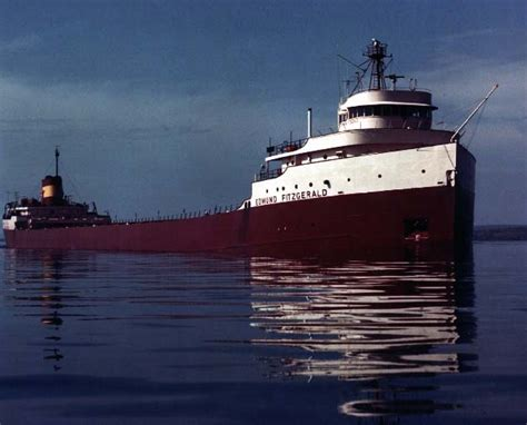 Sinking Theories Of The Edmund Fitzgerald by Edmund Fitzgerald Pictures