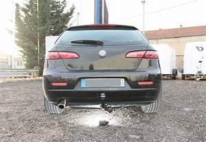 Alpha Romeo Break : attelage alfa romeo 159 sportwagon alfa romeo 159 sportwagon siarr patrick remorques ~ Medecine-chirurgie-esthetiques.com Avis de Voitures