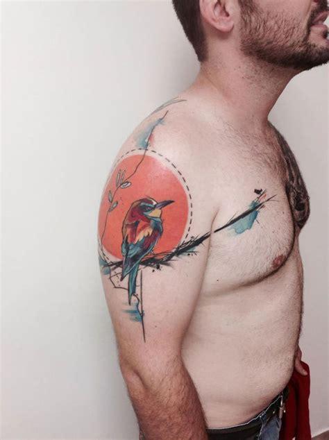 incriveis tatuagens grunge art de cassio magne