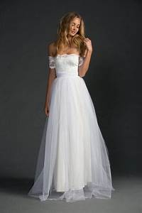 sexiest off the shoulder wedding dresses modwedding With wedding dresses off the shoulder