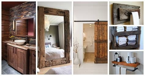 15+ Diy Rustic Bathroom Decor Ideas