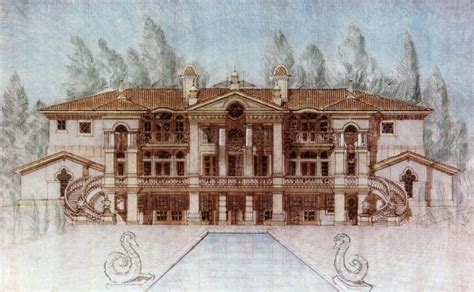 surprisingly italian renaissance houses italian baroque architecture architecture