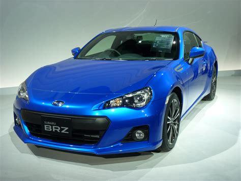 2013 Subaru Brz, Scion Frs Get Epa Fuel Economy Ratings