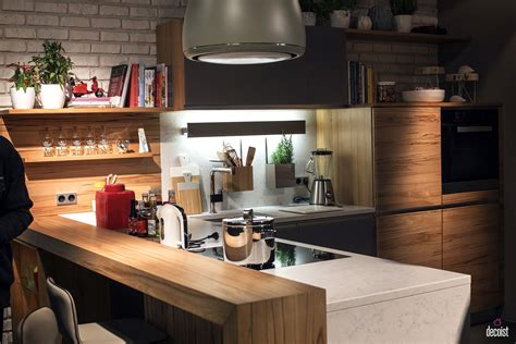 Bar In Kitchen Ideas by 20 Ingenious Breakfast Bar Ideas For The Social Kitchen