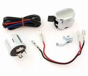 K U0026s Universal Turn Signal Wiring Kit - Relay   Wiring   Switch