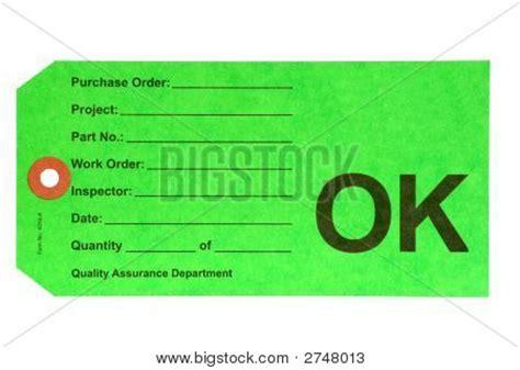 Quality Control Card Image & Photo Bigstock