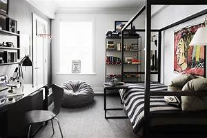 10 modern and stylish ideas for dorm rooms home design With cool and stylish room boys