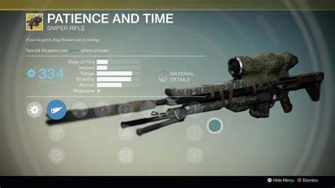 destiny xur update   buy patience  time vg