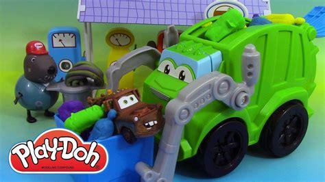 play doh camion poubelle p 226 te 224 modeler play doh