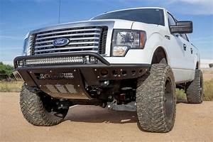 F250 Light Bar Install Shop 2009 2014 Ford F 150 Stealth R Front Bumper