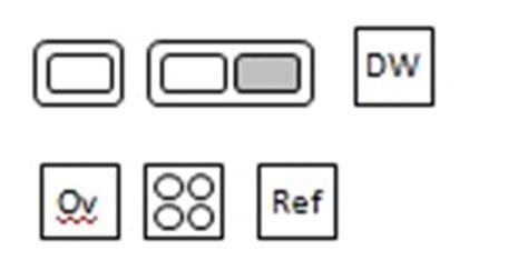 kitchen floor plan symbols appliances floor plan symbols 8073