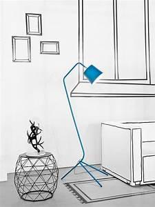 Moderne Stehleuchten Design : moderne design stehlampe mit dreibein gestell casa lumi ~ Sanjose-hotels-ca.com Haus und Dekorationen