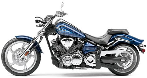 2010 Yamaha Raider S (xv1900s
