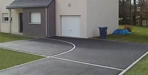 enrobe entree garage maison particulier vitre www With amenagement exterieur maison moderne 1 europavage amenagement exterieur decouvrez nos