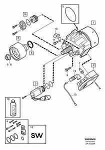 30783079 - Oil Pump Kit  Demand  Coupling  Aoc