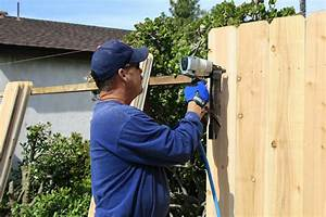 Lowe U0026 39 S  U0026 The Home Depot Fence Installation Costs Explained