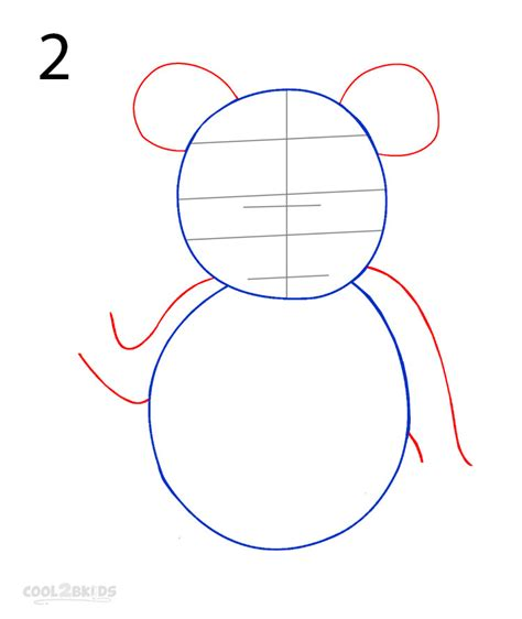 draw  panda step  step pictures coolbkids