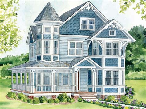 painting the exterior of a queen anne victorian queen