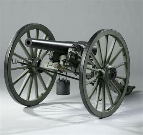Horror Analysis Us Civil War Cannon At Darkfigurescom