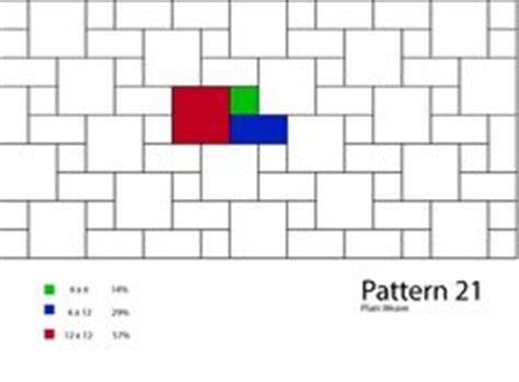 Versailles Tile Pattern Percentages by 1000 Images About Tile Flooring On Tile Floor