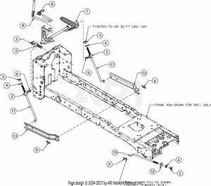 Mtd Cyt4220 13a8a1ks897  2016  Parts Diagram For Deck Lift