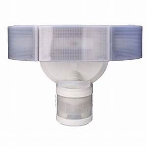 Outdoor homes head white led motion sensor area security