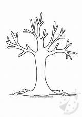 Albero Autunno Coloring Fall Lavoretti Foglia Colorare Stablo Jesen Idee Sagoma Crafts Lavoretticreativi Alberi Pagine Tree Leaves Radici Cuppaiprecpi Autumn sketch template