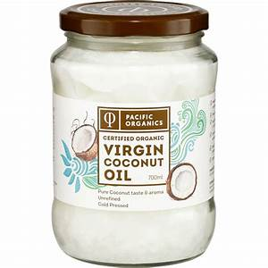 Pacific Organic Virgin Coconut Oil 700ml | Woolworths