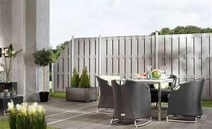 Sichtschutz Terrasse Pflanzen : garten sichtschutz pflanzen und fertiger terrasse ~ Michelbontemps.com Haus und Dekorationen