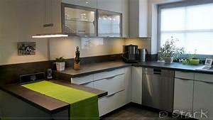 Ikea Arbeitsplatte Küche : ikea glas r ckwand k che elegante ~ Michelbontemps.com Haus und Dekorationen
