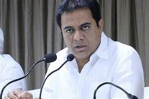 KTR approaches Centre to clear pending projects