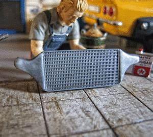 Modellauto Bausatz 1 8 : turbo ladeluftk hler k hler tuning umbau zubeh r f r ~ Jslefanu.com Haus und Dekorationen