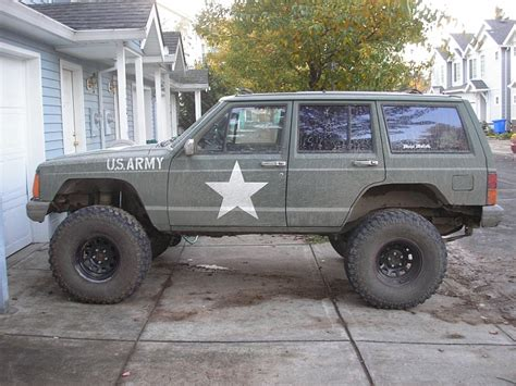 green jeep cherokee lifted green jeep thread page 2 jeep cherokee forum
