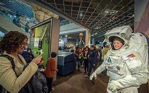 NASA Glenn Visitor Center | Great Lakes Science Center