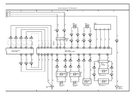 97 4runner Starter Wiring Diagram by Repair Guides Overall Electrical Wiring Diagram 2005