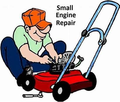 Engine Repair Mower Motor Books Fix Lawnmower