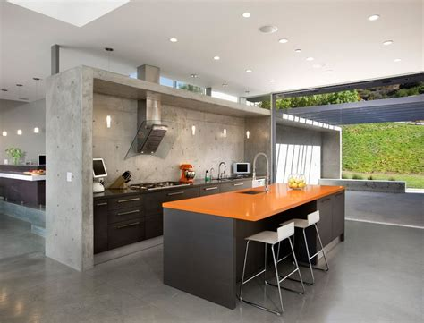 modern interior design ideas for kitchen 11 amazing concrete kitchen design ideas decoholic