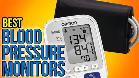 10 Best Blood Pressure Monitors 2016 - YouTube