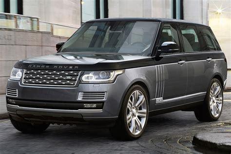 The Best Full Size Luxury Suvs