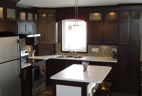 comptoir de cuisine armoires et comptoirs de cuisine armoires bms déco
