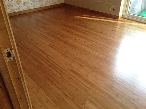 refinishing bamboo floors   sand  floor