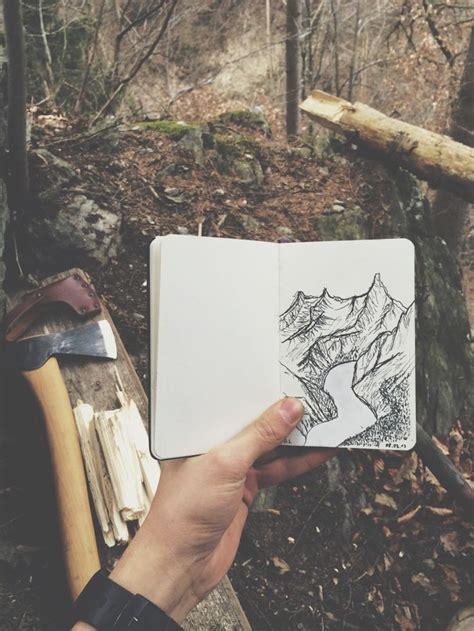landscape drawings ideas  pinterest landscape